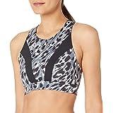 Core 10 Women's Studiotech High Neck Longline Yoga Bralette Sports Bra
