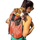 K9 Sport Sack Trainer | Dog Carrier Dog Backpack for Small and Medium Pets | Front Facing Adjustable Dog Backpack Carrier wit