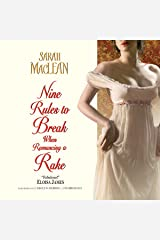 Nine Rules to Break When Romancing a Rake: Library Edition (Love by Numbers) CD
