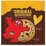 【クッキータイム 公式】トリートサイズ パウチパック オリジナル チョコレート チャンク(45g X 7枚)クッキーギフト、おいしい クッキー、かわいい、大人気、しっとり、おしゃれ、バタークッキー、チョコレート、お土産にぴったり、キャラクター お菓子