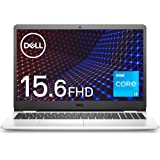Dell ノートパソコン Inspiron 15 3501 ホワイト Win10/15.6FHD/Core i3-1115G4/8GB/256GB/Webカメラ/無線LAN NI335A-AWLW【Windows 11 無料アップグレード対応】
