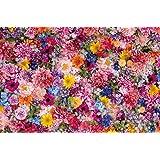 Ingooood- Jigsaw Puzzle 1000 Pieces- Sneak Peek Series- Flower_IG-0439 Entertainment Toys for Adult Special Graduation or Bir
