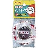 ELPA ビニールテープ 10m ホワイト PS-01NH(W)