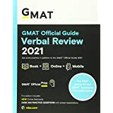 GMAT Official Guide Verbal Review 2021, Book + Online Question Bank: Book + Online
