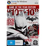 BATMAN ARKHAM CITY GOTY (3 DISC) (PC)