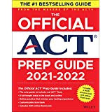 The Official ACT Prep Guide 2021–2022: (Book + 6 Practice Tests + Bonus Online Content)