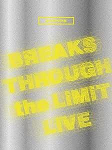 EMPiRE BREAKS THROUGH the LiMiT LiVE (Blu-ray+CD)(初回生産限定盤)