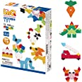 LaQ Basic 101 - 46 Models, 185 Pieces   Japanese Building & Construction Toys   Learning & Education Toys for Ages 4, 5 Year