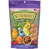 LAFEBER'S Sunny Orchard Nutri-Berries Pet Bird Food, Made with Non-GMO and Human-Grade Ingredients, for Cockatiels Conures Pa