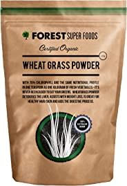 Certified Organic Australian Wheat Grass 500g (100 day supply)