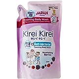 Kirei Kirei Anti-bacterial Foaming Body Wash Refill, Nourishing Berries, 600ml
