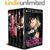 MC Chronicles: The Diary of Bink Cummings Vols 1-5 Complete Series Set