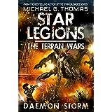 Daemon Storm (Star Legions: The Terran Wars Book 4)