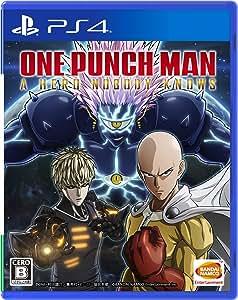 【PS4】ONE PUNCH MAN A HERO NOBODY KNOWS【早期購入特典】プレイアブルキャラクター「夢の中のサイタマ」早期開放コード、追加衣装:サイタマ「ブラックスーツ」、エモート3点セット(封入)
