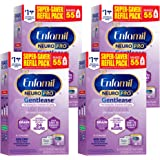 Enfamil NeuroPro Gentlease Baby Formula, Brain and Immune Support with DHA, Clinically Proven to Reduce Fusiness, Gas, Crying