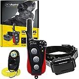 Dogtra IQ Plus+ Remote Training Collar - 400 Yard Range, Waterproof, Rechargeable, Shock, Vibration - Includes PetsTEK Dog Tr