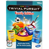 Hasbro Gaming A6351 Trivial Pursuit Family Edition Game, Game Night, Ages 8 and up(Amazon Exclusive)