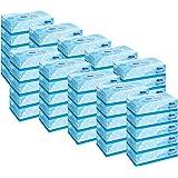 【ケース販売】 クリネックス ティシュー アクアヴェール 360枚(180組) 5箱 ×10パック入り
