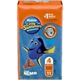 Huggies Little Swimmers Disposable Swimpants, Size: Medium (11-15KG), 11 Pack