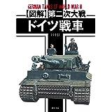 図解 第二次大戦 ドイツ戦車