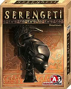 セレンゲティ SERENGETI / カードゲーム 日本語説明書付き