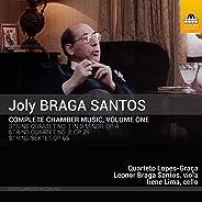 Joly Braga Santos: Complete Chamber Music, Vol. 1