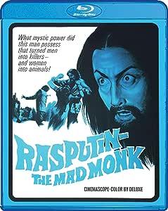 Rasputin--The Mad Monk [Blu-ray]