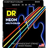 DR Strings HI-DEF NEON Bass Guitar Strings (NMCB-45)