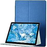 【2020新品】Dragon Touch タブレット 10.1インチ NotePad 102ケース タブレット ケース【YML】超薄型 超軽量 高級感 PU レザー ケース 耐衝撃 キズ防止 スタンド機能付き 全面保護型 Dragon Touch N