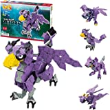 LaQ Mystical Beast GRIFFIN - 5 Models, 380 Pieces | Awesome Griffin Toy | Japanese Building & Construction | Educational STEM