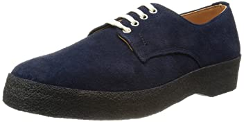 Mark McNairy 9073AS: Navy Suede