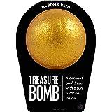 (One Size, Gold) - DA BOMB Coconut Bath Bomb, Gold