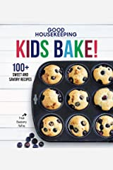 Good Housekeeping Kids Bake!: 100+ Sweet and Savory Recipes (Good Housekeeping Kids Cookbooks Book 2) Kindle Edition