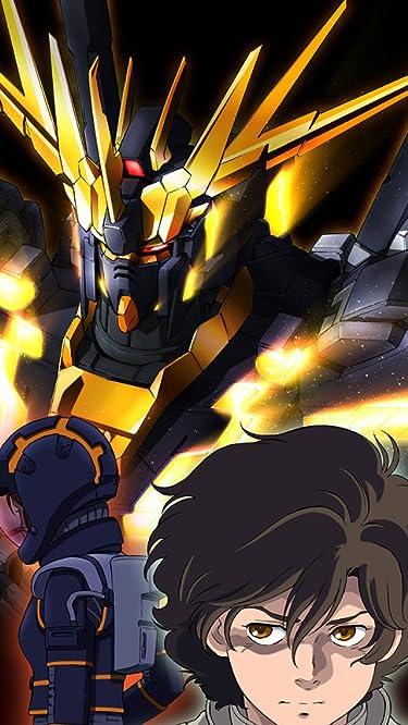 機動戦士ガンダム  iPhone/Androidスマホ壁紙(640×1136)-1 - 機動戦士ガンダムUC episode5「黒いユニコーン」