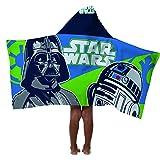 Star Wars Classic Cotton Hooded Bath/Beach/Pool Cape Towel