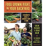 Food Grown Right in Your Backyard: A Beginner's Guide to Growing Crops at Home