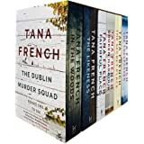 Dublin Murder Squad Series 6 Books Collection Set by Tana French (In The Woods, The Likeness, Faithful Place, Broken Harbour,