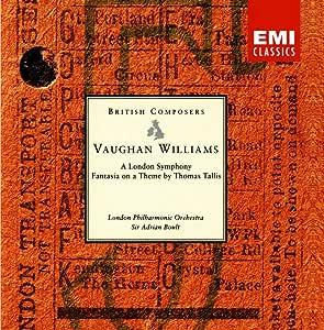 Vaughan Williams : A London Symphony etc.