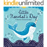 Little Narwhal's Day: A Secret Creatures Book