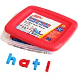 Educational Insights 1633 AlphaMagnets - Color-Coded Lowercase (42 pieces)