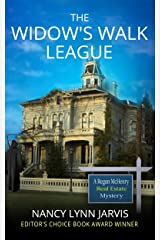 The Widow's Walk League (Regan McHenry Real Estate Mysteries Book 4) Kindle Edition