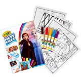 Crayola 75 7002 Color Wonder Disney Frozen 2 Colouring Book