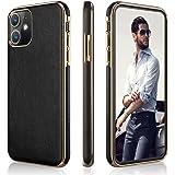 LOHASIC iPhone 11 Case, Business Slim Thin Premium PU Leather Luxury Elegant Soft Anti-Slip Scratch Resistant Full Body Prote