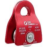 GM CLIMBING 20kN モバイルサイド マイクロプーリー クライミングプーリー CE/UIAA認証