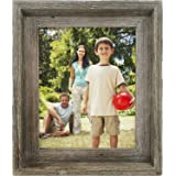 IKEREE Shabby-Chic Picture Frame, Grey, 8x10