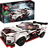 LEGO Speed Champions 76896 Nissan GT-R NISMO Building Kit (298 Pieces)
