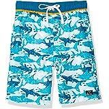 Big Chill Boys Printed Swim Trunks Board Shorts