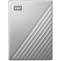 WD HDD Mac用ポータブル ハードディスク My Passport Ultra for Mac 2TB USB T…