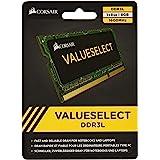 Corsair 8GB(1X8GB) 1600MHz PC3-12800 204-Pin DDR3L SODIMM Laptop Memory 1.35V