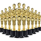 36 Pack Gold Award Trophies Party Favors,Gold Oscar Trophy for Award Ceremony,Theme Party,Birthday Party,Movie Night,Classroo